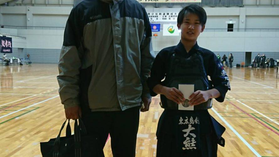 令和2年度広島県剣道道場連盟個人選手権大会